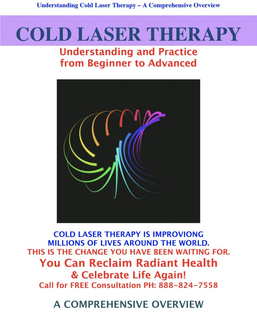 eBook Cover: Understanding Cold Laser Therapy